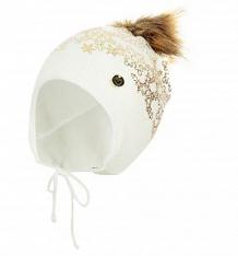 Купить шапка magrof, цвет: бежевый ( id 9740427 )