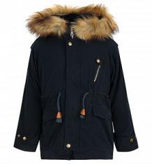Купить куртка fun time, цвет: синий ( id 9923946 )