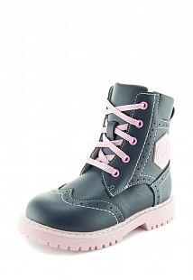Купить ботинки orthoboom, цвет: розовый/синий ( id 11616658 )