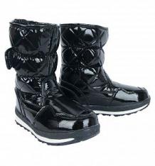 Купить сапоги twins, цвет: черный ( id 9665949 )