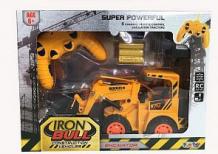 Купить машинка на радиоуправлении fun toy экскаватор ( id 12693274 )