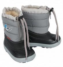 Купить сноубутсы demar kenny, цвет: серый ( id 6934099 )