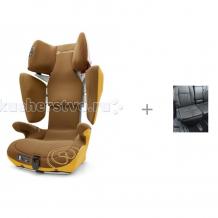 Купить автокресло concord transformer t c защитой спинки сиденья от грязных ног ребенка автобра
