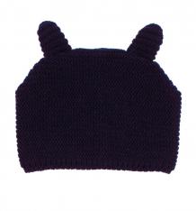 Купить шапка апрель божья коровка, цвет: синий дгш715006
