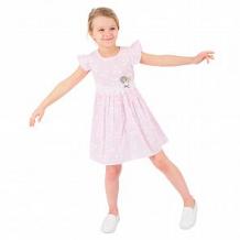 Купить платье малинка, цвет: розовый ( id 11544532 )
