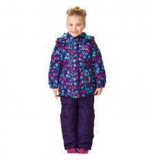 Купить комплект куртка/брюки ma-zi-ma by premont звездопад, цвет: фиолетовый ( id 6639055 )