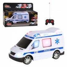 Купить autodrive машинка полиция на радиоуправлении jb1167975