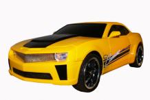 Купить eztec машинка на радиоуправлении chevy camaro 99457