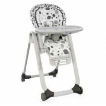 Купить стульчик для кормления chicco polly progress anthracite 4w, серый chicco 996967046