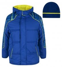 Купить куртка ixtreme by broadway kids, цвет: синий ix774197-ryl