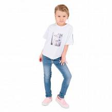 Купить футболка santa&barbara, цвет: белый ( id 11542726 )