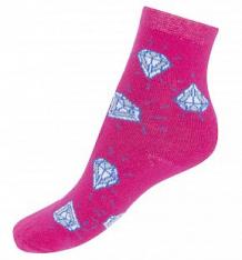 Купить носки yo!, цвет: фуксия ( id 10241769 )