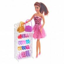 Купить кукла с аксессуарами defa шатенка в розовом 28 см ( id 12385504 )