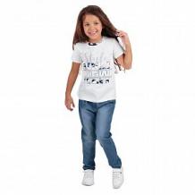 Купить футболка leader kids камуфляж, цвет: белый ( id 11270390 )