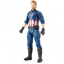 Купить hasbro avengers e0570/e1421 фигурка мстители титаны капитан америка