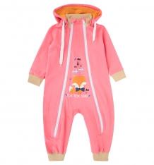 Купить комбинезон newborn лисенок, цвет: розовый ( id 9900546 )