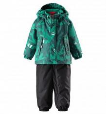 Комплект куртка/брюки Reima Tec Kuusi, цвет: зеленый ( ID 6229801 )