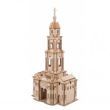 Купить tadiwood конструктор деревянный колокольня астраханского кремля 3431