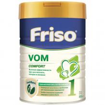 Купить friso заменитель vom 1 с пребиотиками 0-6 мес 800 г 743330