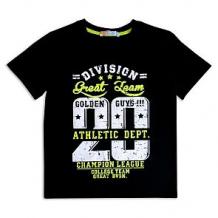Купить футболка me&we, цвет: черный ( id 11061770 )