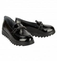 Купить полуботинки twins, цвет: черный ( id 9472242 )
