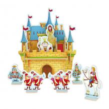 """Купить сборная модель robotime """"дворец принцессы"""" 10028608"""