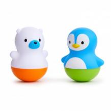 """Купить игрушка для ванны munchkin поплавки """"медведь и пингвин"""" munchkin 997128354"""