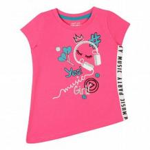 Купить футболка cherubino, цвет: розовый ( id 12581128 )