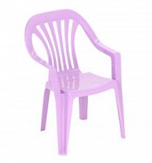 Детский стул Бытпласт, цвет:сиреневый ( ID 7135249 )