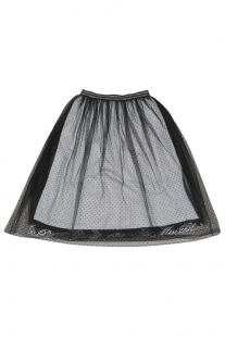 Купить skirt w/embroidery miss blumarine gn04