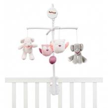 Купить мобиль nattou adele & valentine слоник и мышка 424226