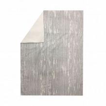 Купить плед tom i si одеяла, пледы, покрывала 110х147см, цвет: белый/серый ( id 12705592 )