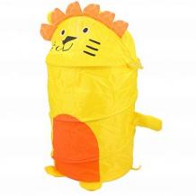 Купить корзина для игрушек наша игрушка лев ( id 12745486 )