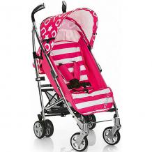 Купить коляска-трость i'coo pluto, stripe pink ( id 5405053 )