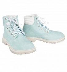 Купить ботинки patrol, цвет: голубой ( id 11452546 )