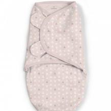 Купить конверт на липучке summer infant swaddleme, s/m, розовый summer infant 997073197
