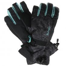 Купить перчатки сноубордические женские dakine sequoia glove leopard черный ( id 1205738 )