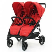 Купить коляска для двойни valco baby snap duo fire red, красный valco baby 997036093