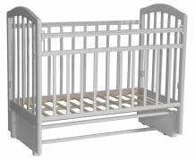 Купить детская кроватка sweet baby cecilia (маятник продольный) 41913