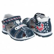 Купить сандалии indigo kids, цвет: синий ( id 8827783 )