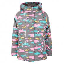 Купить куртка lappi kids atomek, цвет: серый ( id 10436099 )