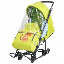 Купить санки-коляска ника disney baby 1 db1