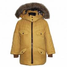 Купить куртка даримир тинейджер, цвет: желтый ( id 11073860 )