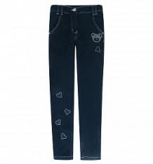 Купить джинсы colabear мишки-сердечки, цвет: синий ( id 9847281 )