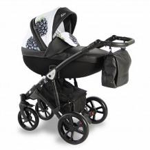 Купить коляска 2 в 1 sevillababy melani, цвет: черный ( id 12646528 )