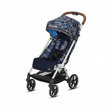 Купить прогулочная коляска cybex eezy s plus fe, цвет: trust ( id 11004812 )