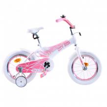 Купить велосипед двухколесный city ride 14 g9csp