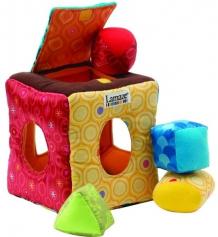 Купить сортер lamaze развивающий куб lc27310