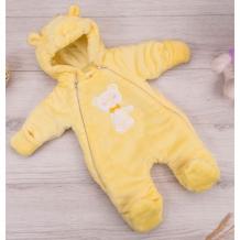 Купить комбинезон ярко уютная одежка, цвет: желтый ( id 11313680 )