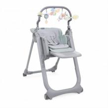 Купить стульчик для кормления chicco polly magic relax antiguan sky, бледно-голубой chicco 997124073